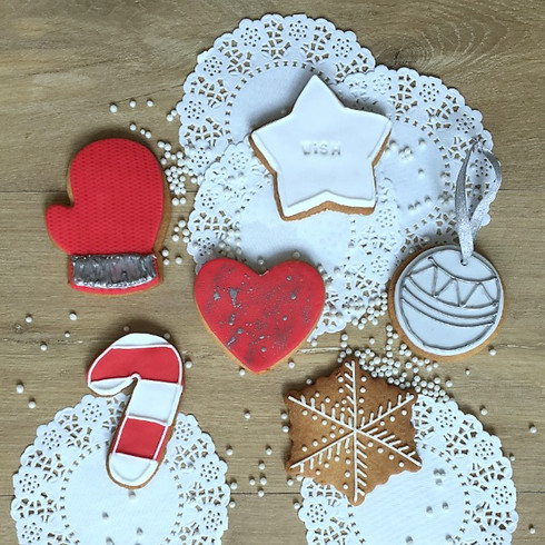 Christmas Cookie Party (FREE but you must RSVP)