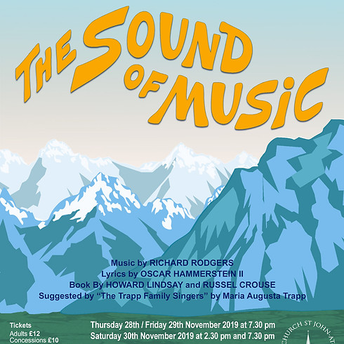 The Sound of Music (by the Hampstead Players) MATINEE