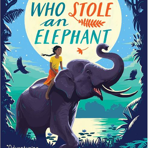 BOOK SIGNING with Nizrana Faroo 'THE GIRL WHO STOLE AN ELEPHANT'
