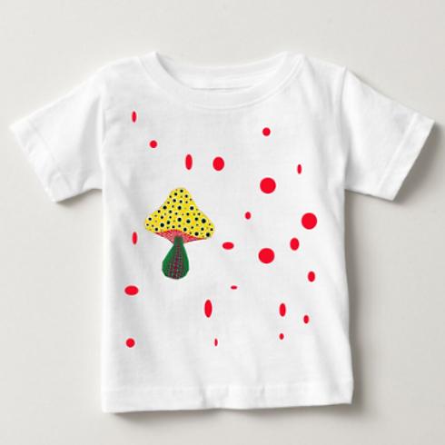Design a Yayoi Kusama Inspired T-shirt Children's Workshop