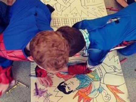 Creative Movements 'Super Hero Mission'