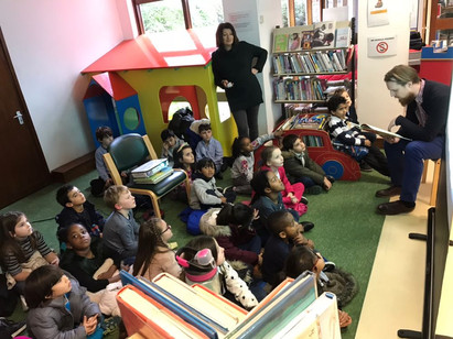 Primrose Hill Community Library