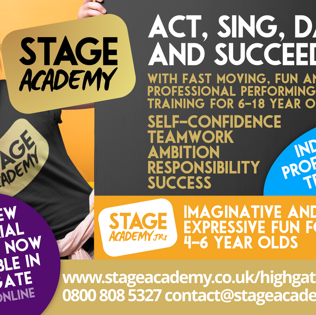 Stage Academy Jrs