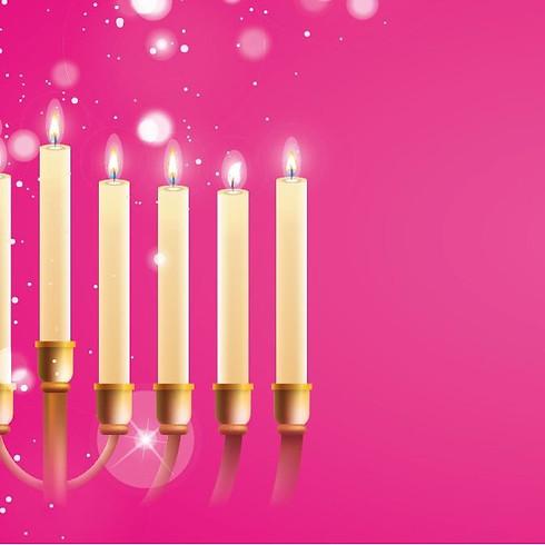Chanukah Light Up