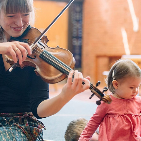 Bach to Baby Family Concert Hampstead