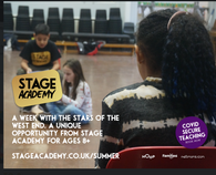 'A WEEK IN THE WESTEND' Stage Academy Halfterm Course