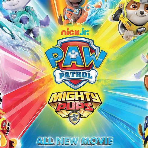 KIDS' KINO CLUB 'Paw Patrol: Mighty Pups'