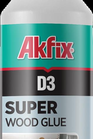 D3 PVAc Super Wood Glue (500gr)