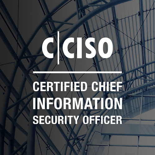Certified Chief Information Security Officer