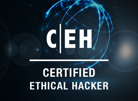 Obtaining the CEH (Certified Ethical Hacker) Certification - My Journey and Tips for the Exam