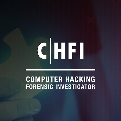 Computer Hacking Forensic Investigator