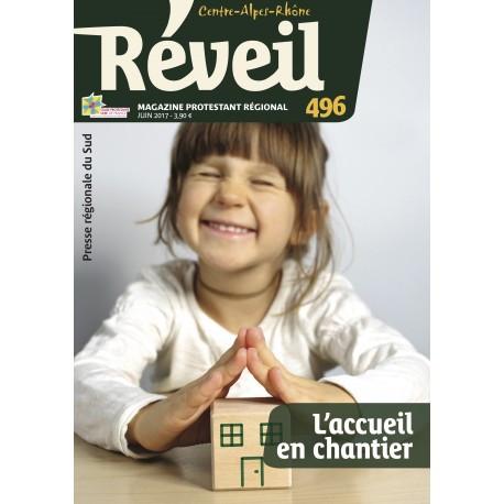 "Read the journal ""Reveil"""
