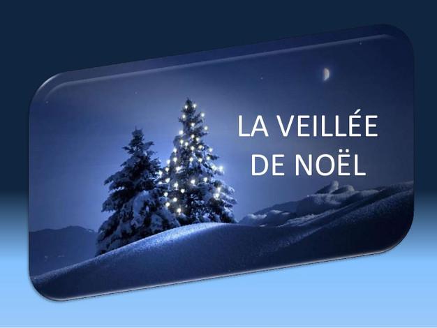 la culte de la veille de nol est disponible ici si vous voulez prendre ou reprendre connaissance ce nest pas lhistoire traditionnelle de nol - Christmas Eve Sermon