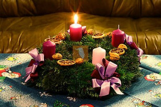 The Advent Crown