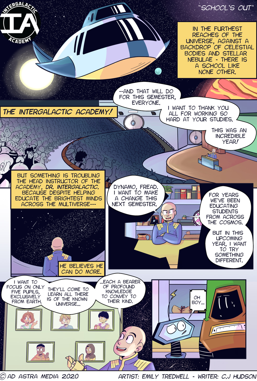 """Page 13- """"Anomaly"""""""