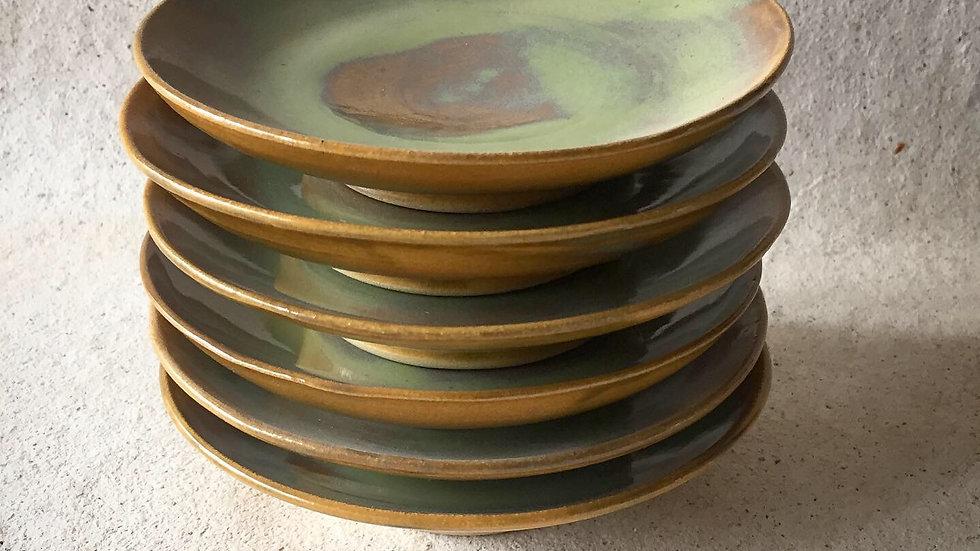 Set of 6 dessert bowls
