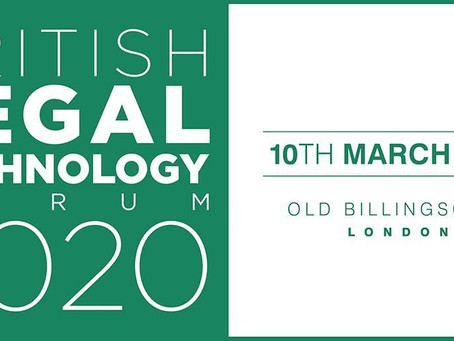 Europe's Biggest Legal Technology Event