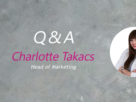Interview with Charlotte Takacs