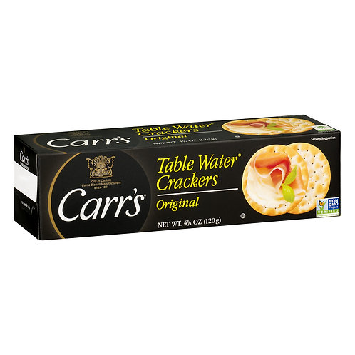 Carr's Table Water Cracker