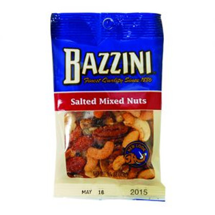 Salted Mix Nuts (2oz)
