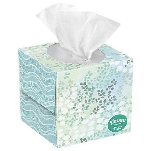 Facial Tissues (individual box)