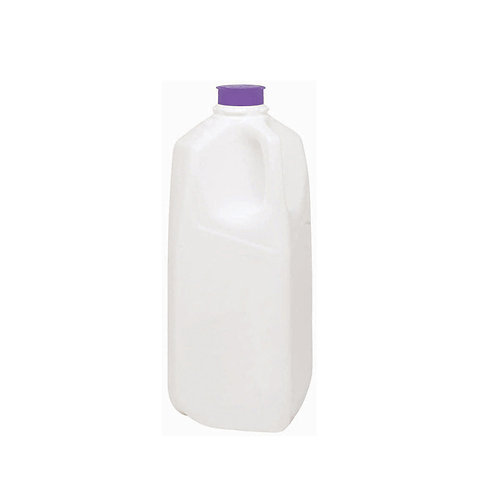 2% Fresh Milk, No Hormones, Organic when possible (Half Gallon)