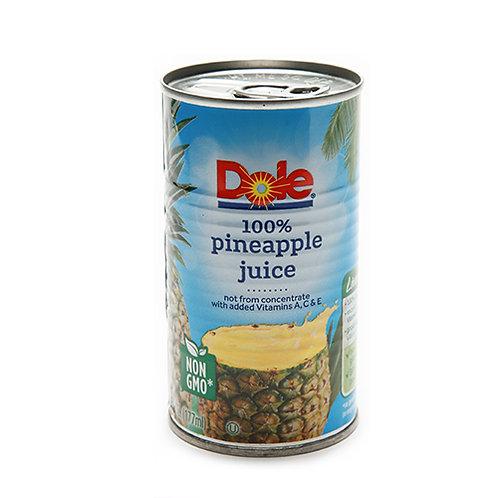 Pineapple Juice (6oz)