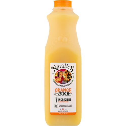 Natalie's Fresh Orange Juice (32 oz)