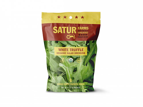 Satur Farms White Truffle Salad Dressing