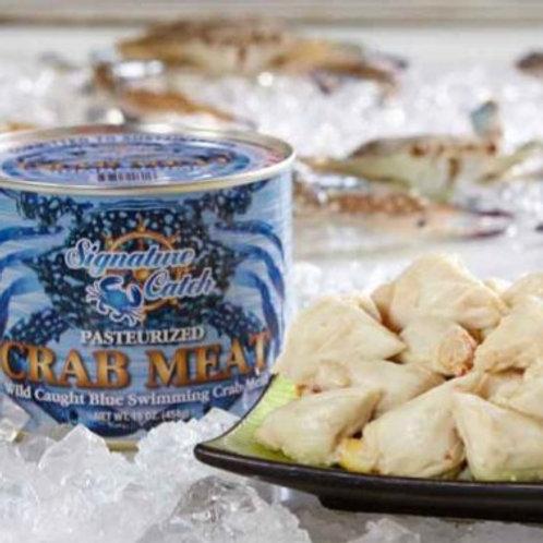 Pasteurized Crab Meat (1lb)