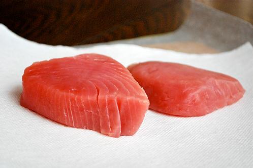 Gosman's Fresh Tuna Steak (8oz)