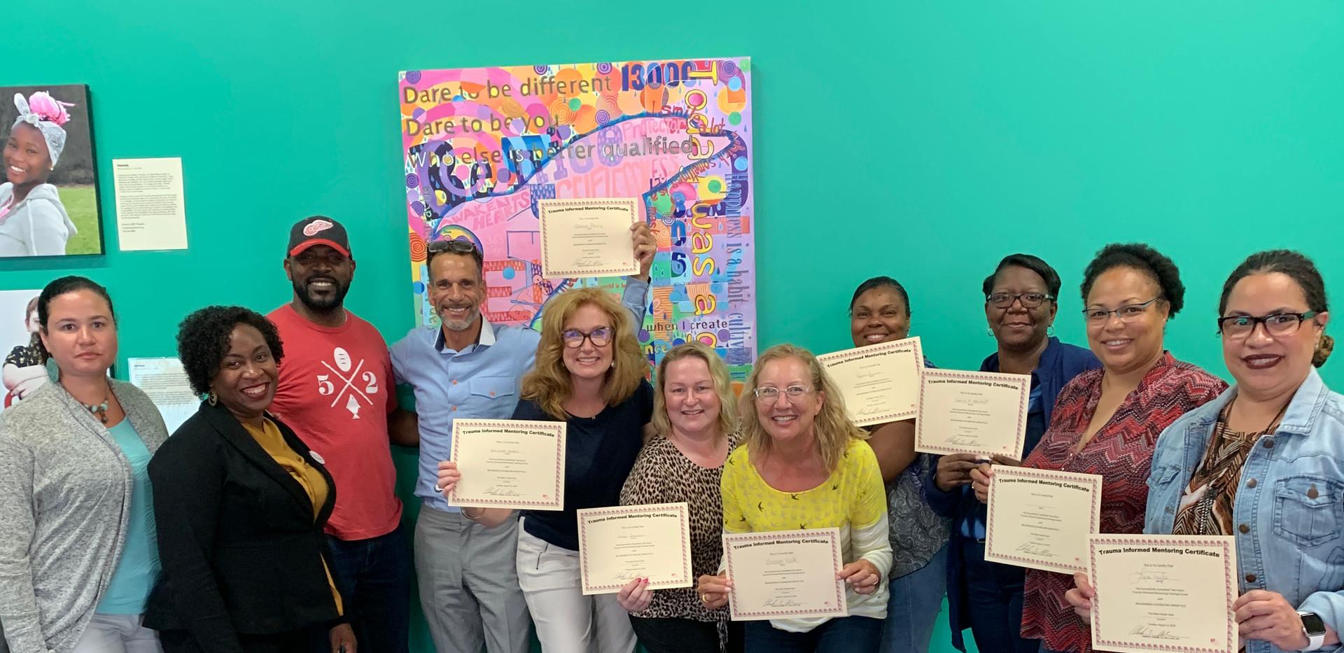Trauma Informed Mentor Training