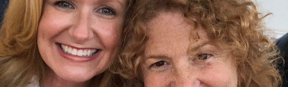 Melissa Parks and Laurie Tennent