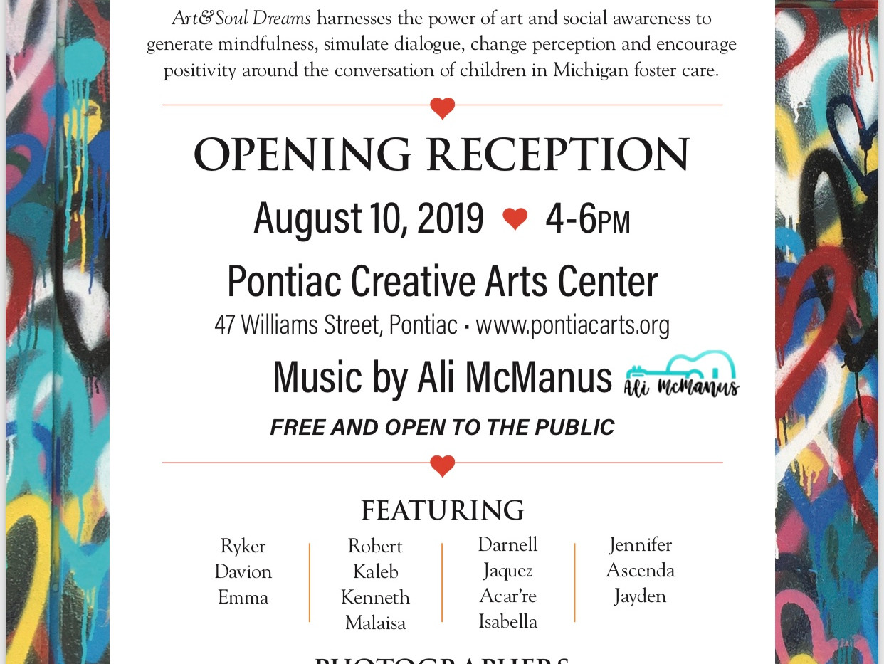 4th Annual Opening Reception