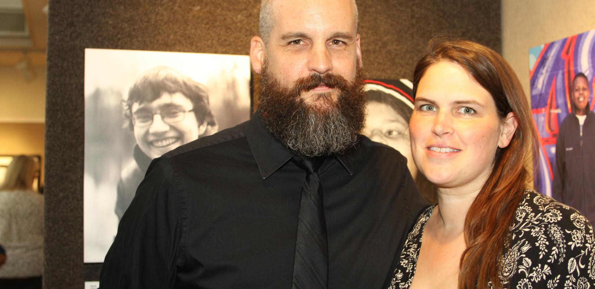 Joshua and Marcy Carroll