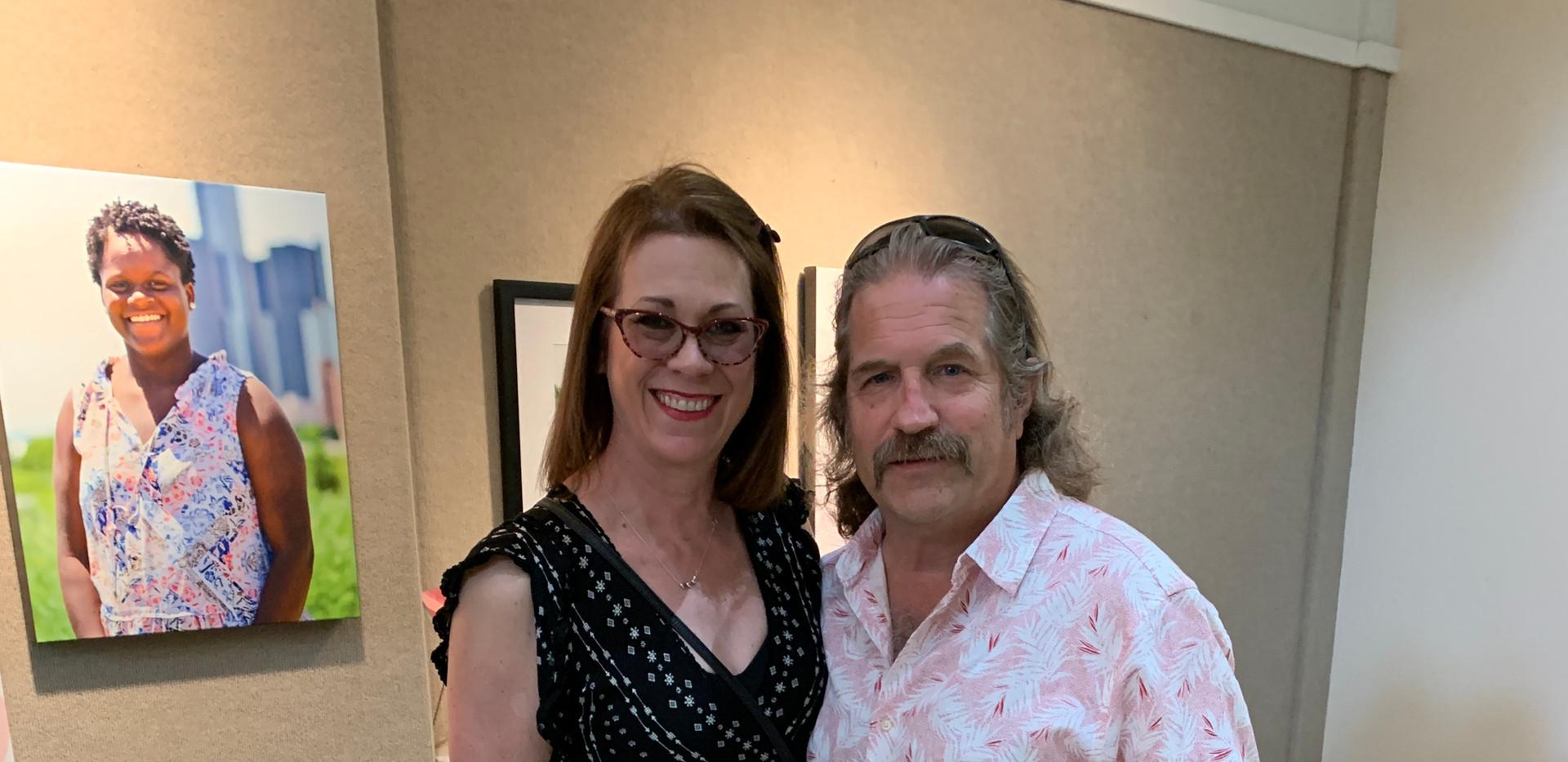 Lauren and Bob Beras