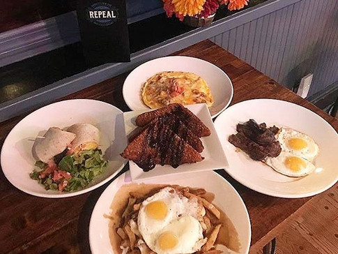 Brunch is now being served every weekend