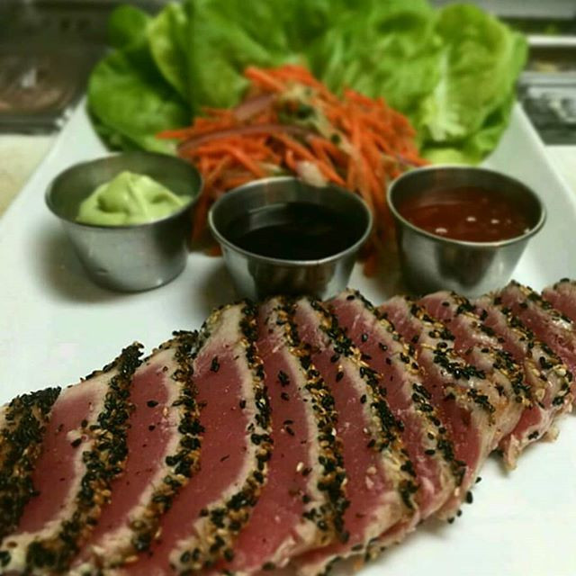 Have you tried our Thai Tuna Lettuce Wra