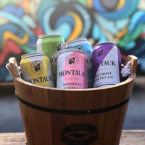 $20 Montauk buckets all weekend long in