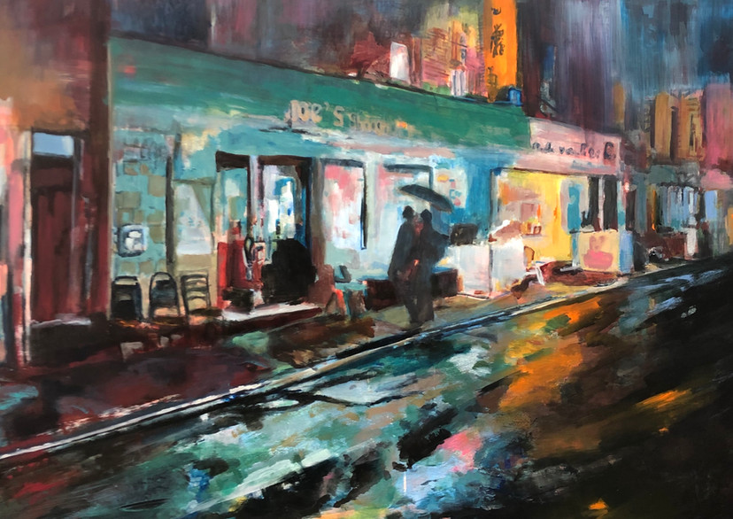 Bowery Street