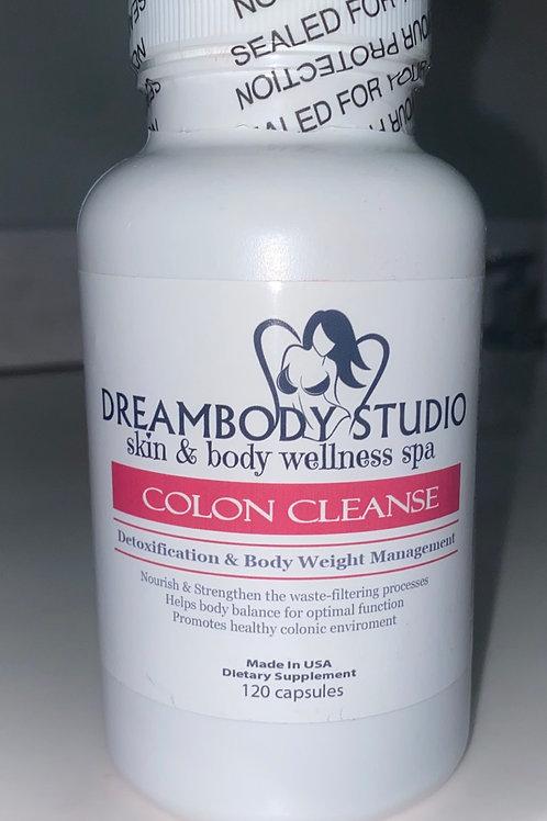 DBS Colon Cleanse Supplements