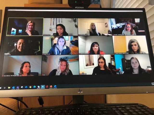 virtual meetings in 2020