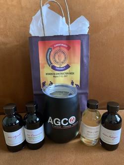 Wine Tasting Kit NAWIC WIC Week 2021