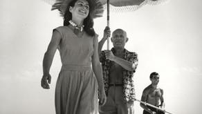 """รวมภาพหายาก ของศิลปินระดับโลก """"Pablo Picasso"""" สวยมาก"""