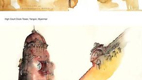 """5 เทคนิควาดภาพแบบ """"Architectural Drawing"""" ให้สวยกว่าภาพถ่ายจริง!"""