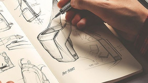 เด็กโปรดักฟิน! รวมภาพ Sketch Design สวยๆจากของในชีวิตประจำวัน