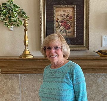 Volunteer of the Quarter – Patty Souza