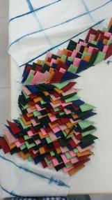 Making - Triangles Fabric.JPG