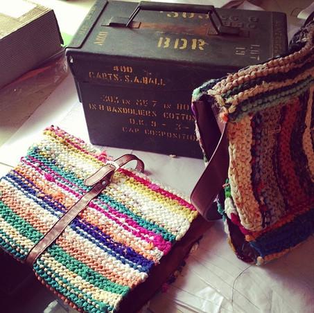 Hand-Weaving 2014