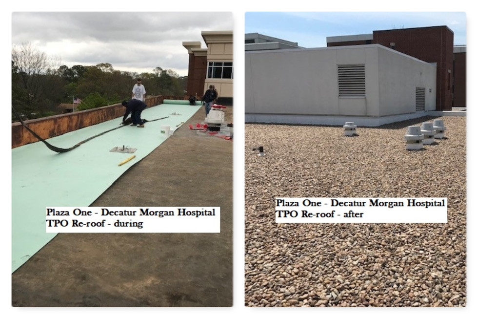 Plaza One - Decatur Morgan Hospital